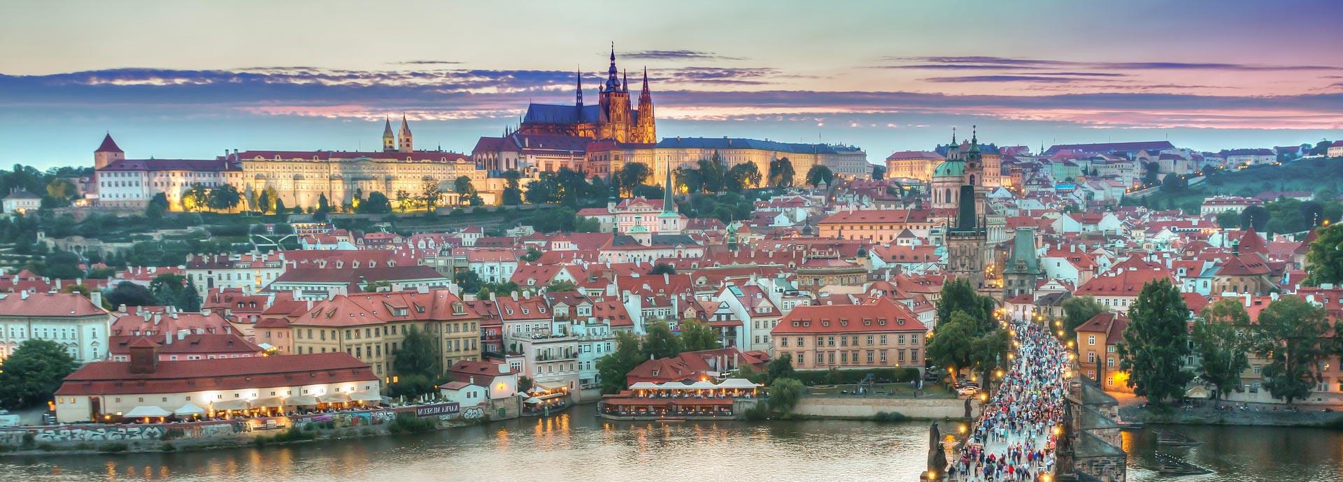 Путешествие в Прагу Чехия Вроцлав Польша