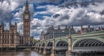 Подорож до Лондона Англія