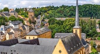 Подорож до Люксембурга Європа