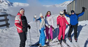 Путешествие в Альпы отзыв