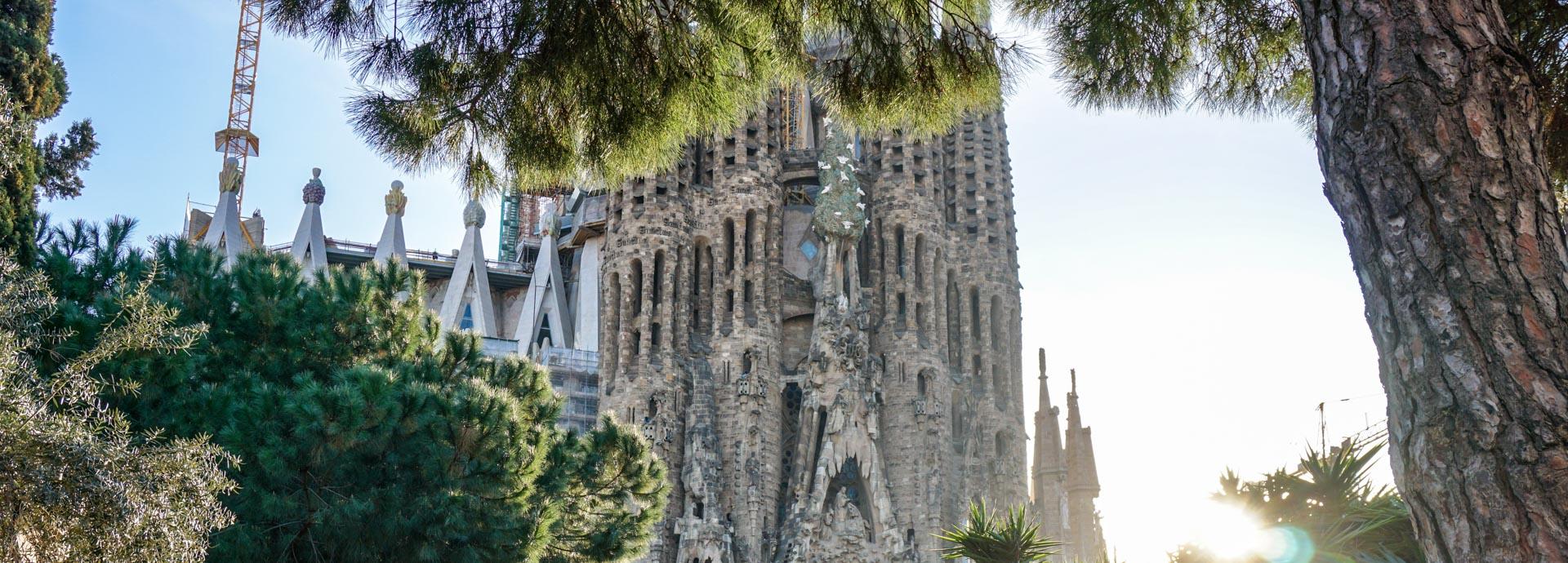 Путешествие в Барселону Испания