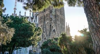 Подорож до Барселони Іспанія