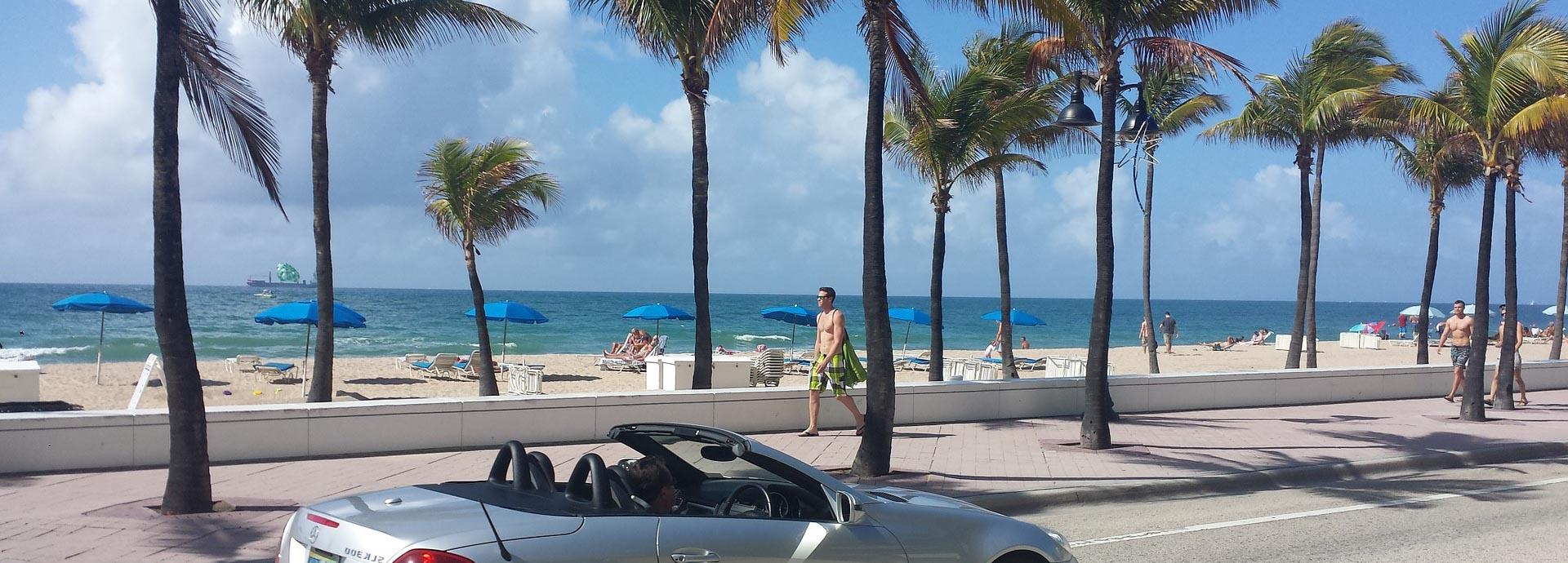 Путешествие в Майами США