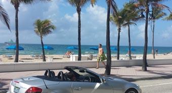 Подорож до Маямі США